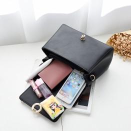 BILLETERA Women's Leather Luxury Shoulder Bag