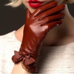 Genuine Sheepskin leather Gloves