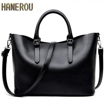 Fashionable Shoulder Leather Handbag32598031166