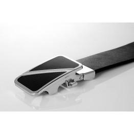 Fashionable Mens Leather Belt Genuine Leather Belt 3.0cm Width