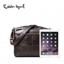 Designer Women's Genuine Leather Shoulder Crossbody Bag