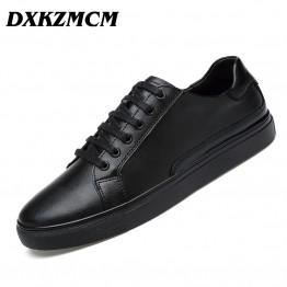 Handmade Genuine leather Men Casual Shoe