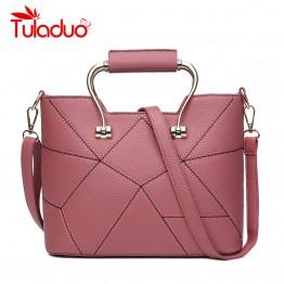 Paneled Women Handbag Sequined