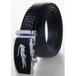 Genuine Men's Leather Belt
