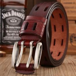 High quality designer leather belts