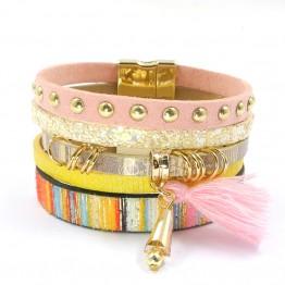 Bohemian bracelets and bangles for women